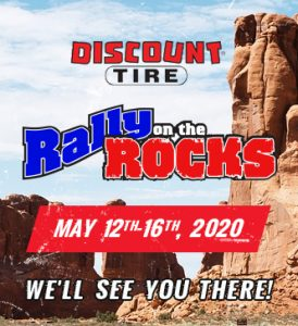 Discount Tire Rally on the Rocks
